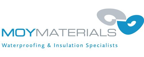 Moy Materials waterproofing & insulation specialists logo