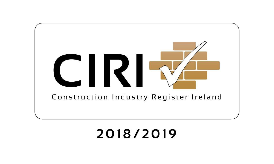 Construction Industry Register Ireland logo