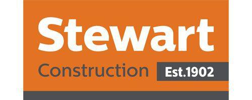 Stewart Construction logo