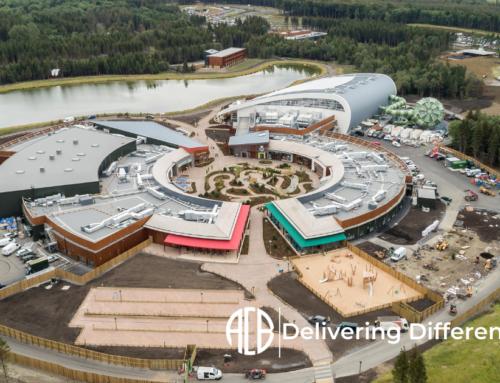 ACB Group Center Parcs Development